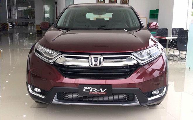 Bảng giá xe Honda CRV 2019 lăn bánh - Cuộc chiến phân khúc SUV chưa bao giờ kịch tính như vậy! - 6