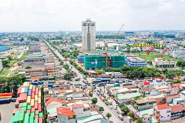 Bất động sản Dĩ An – Thuận An nóng nhất trong 10 năm qua - 1