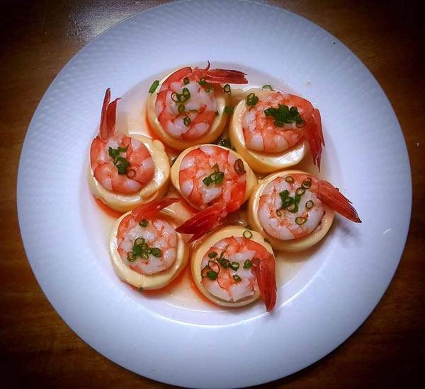 Gợi ý cách nấu các món ăn ngon từ tôm - 3