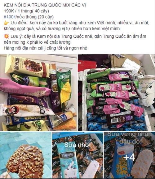 Kem Trung Quốc siêu rẻ 3.000 đồng tấn công thị trường Việt - 3