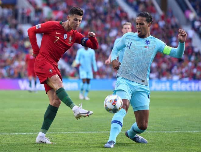 Bồ Đào Nha - Hà Lan: Ronaldo làm nền, vô địch xứng đáng (chung kết Nations League) - 2