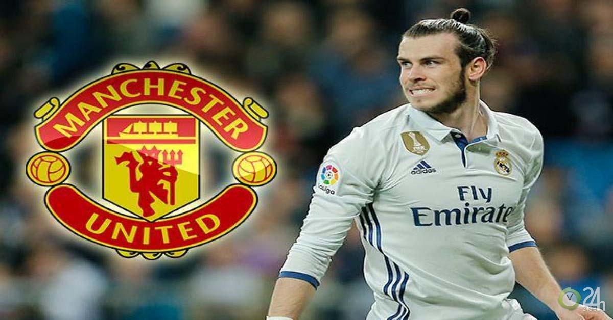 Bom tấn của MU: Gareth Bale sắp trở thành Quỷ đỏ với giá siêu bất ngờ