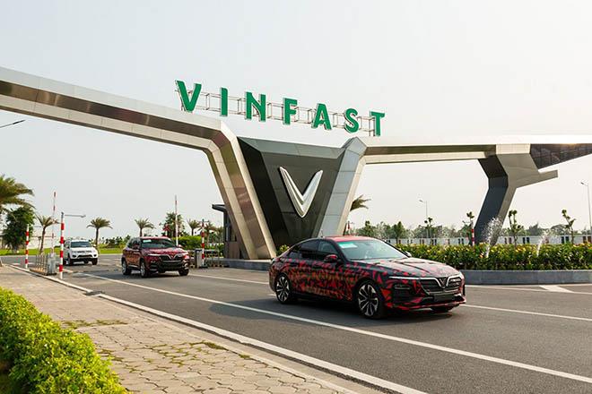 Vinfast LUX A2.0 và SA2.0 hoàn thành thử nghiệm chạy xuyên Việt với hơn 6000km - 1