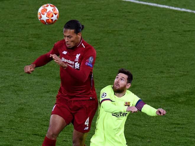 """""""Đá tảng"""" khiến Messi - Ronaldo im tiếng: Van Dijk quá hay, Quả bóng vàng dễ trao tay - 2"""