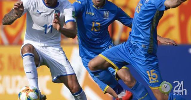 U20 Italia - U20 Ukraine: VAR nghiệt ngã, nghẹt thở vào chung kết