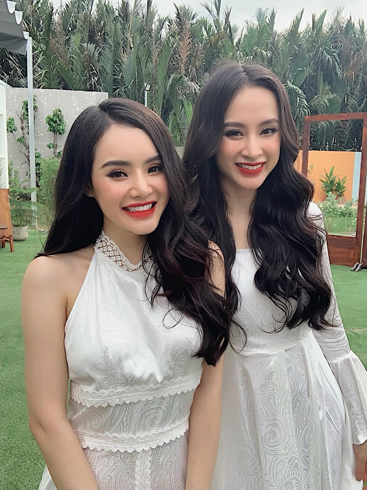 """Angela Phương Trinh bị em gái """"vượt mặt"""" vì vẻ ngoài xinh đẹp hút mắt - 1"""