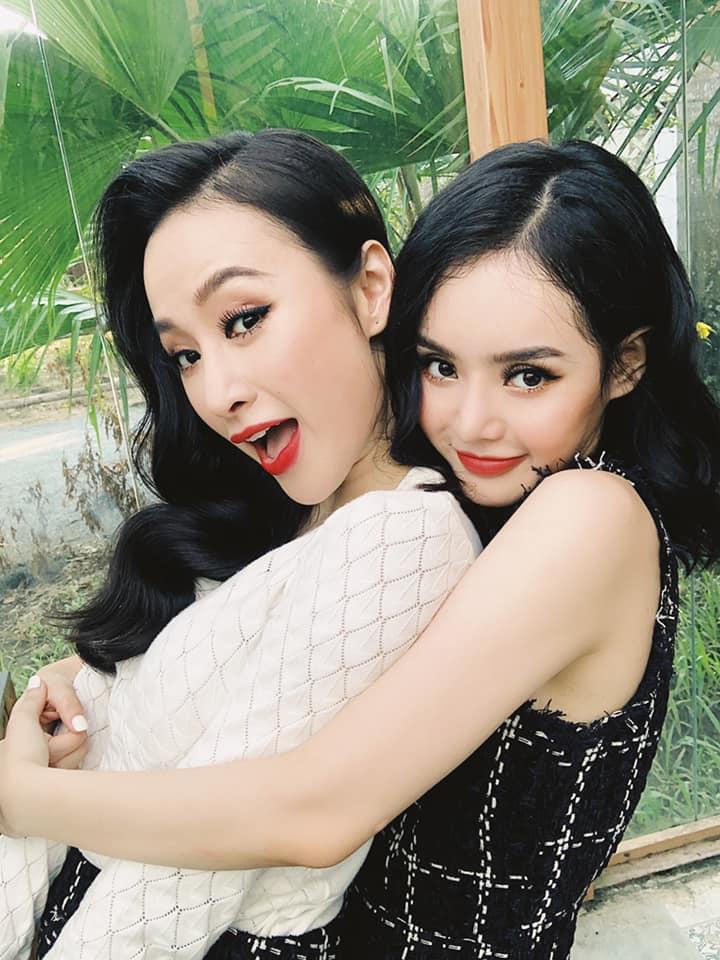 """Angela Phương Trinh bị em gái """"vượt mặt"""" vì vẻ ngoài xinh đẹp hút mắt - 2"""