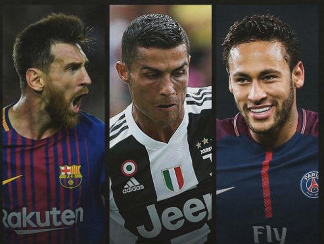 """Vua hái tiền"" số 1 năm 2019: Messi khiến Ronaldo, Federer, Nadal ghen tỵ - 1"