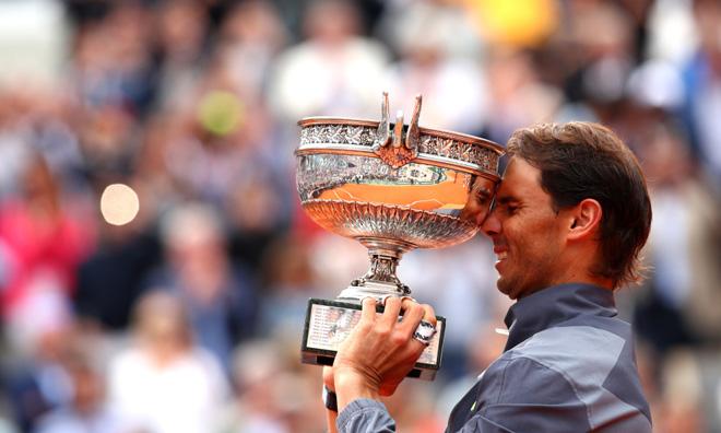 """Nadal """"nhà vua"""" Roland Garros: Tạo dựng giá trị có một không hai - 2"""