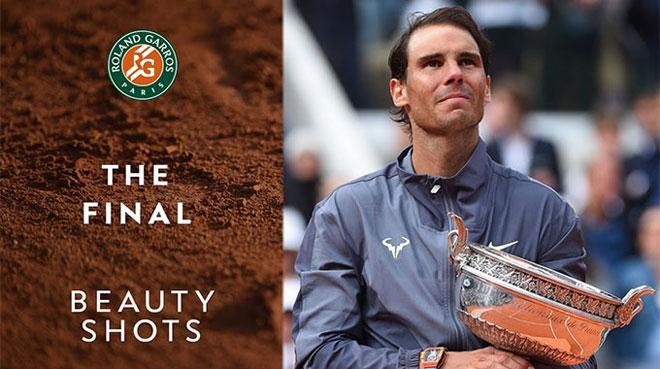 """Nadal """"nhà vua"""" Roland Garros: Tạo dựng giá trị có một không hai - 3"""