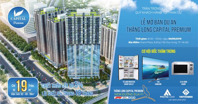 Thăng Long Capital Premium hé lộ sự đẳng cấp của căn hộ 1,5 tỷ cách đường đua F1 5km - 2