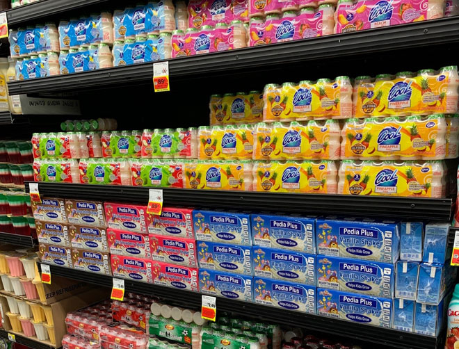 Image result for Nutifood in California supermarkets