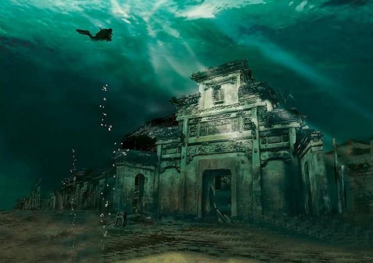 Những thế giới ngầm kỳ bí dưới đáy đại dương - 1