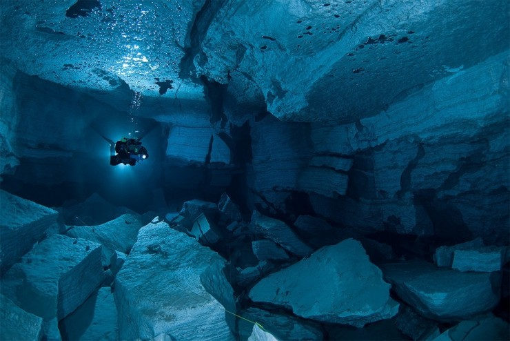 Những thế giới ngầm kỳ bí dưới đáy đại dương - 5
