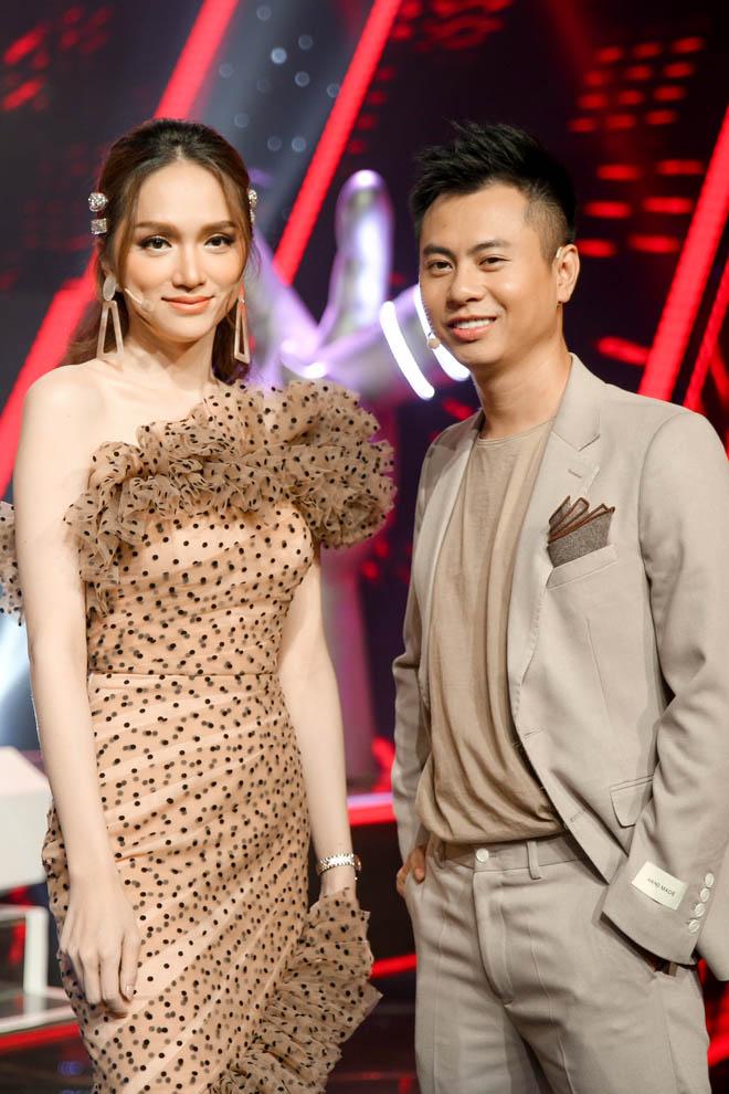 Bị nghi không xứng ngồi ghế nóng The Voice Kids, Hoa hậu Hương Giang nói gì? - 2