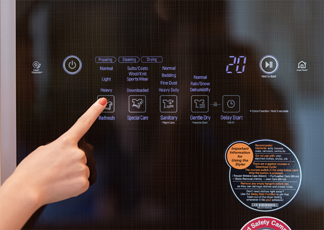 """Trải nghiệm LG Styler: Tủ thông minh tái định nghĩa khái niệm """"chăm sóc quần áo"""" - 2"""