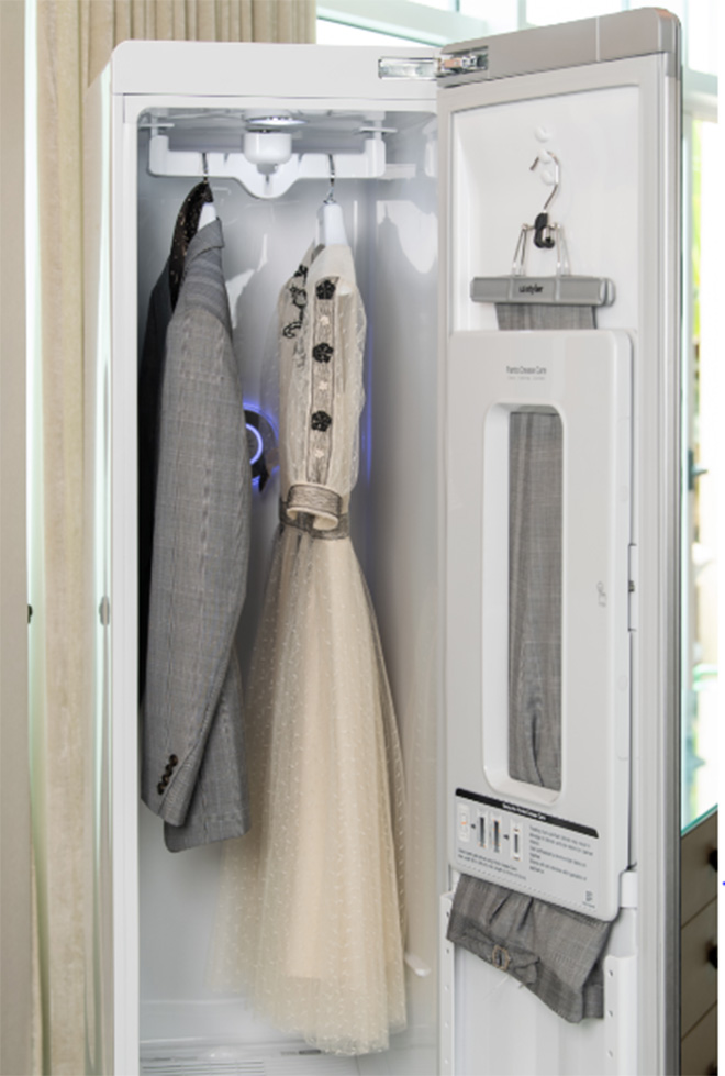 """Trải nghiệm LG Styler: Tủ thông minh tái định nghĩa khái niệm """"chăm sóc quần áo"""" - 3"""