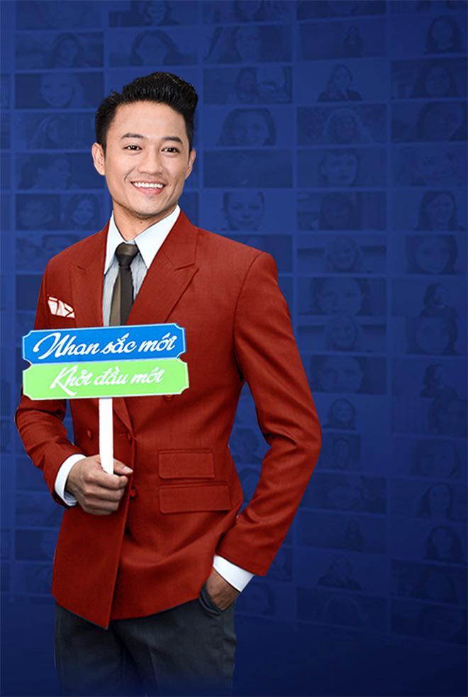"""Trước ngày đại hôn, Quý Bình """"chạy show"""" làm MC chương trình thẩm mỹ miễn phí - 1"""
