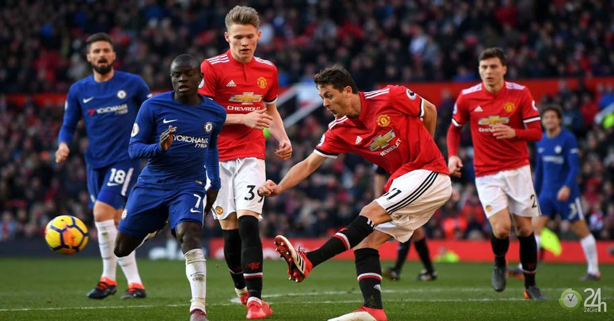 Lịch thi đấu Ngoại hạng Anh 2019/20: MU đấu Chelsea vòng 1, bội thực đại chiến-Bóng đá 24h