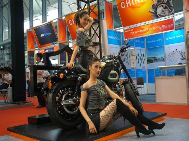 """Những điểm mới """"bất ngờ"""" về xe máy tại Vietnam AutoExpo 2019"""