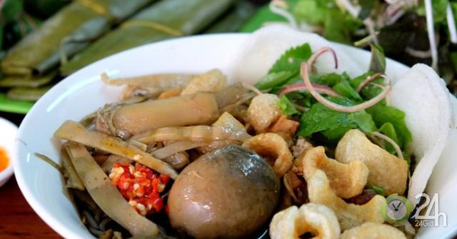 Món ăn nổi tiếng, gây thương nhớ ở phố núi Pleiku