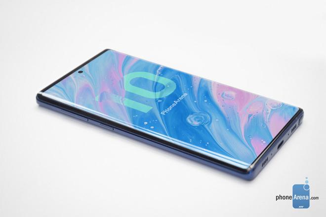 """Tổng hợp các tin đồn """"hot"""" nhất về Galaxy Note 10 - 3"""