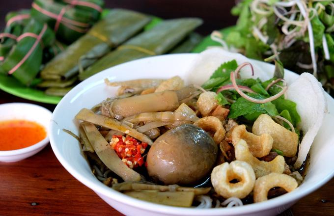 Món ăn nổi tiếng, gây thương nhớ ở phố núi Pleiku - 3