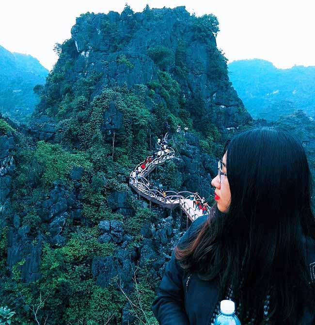 """Đứng hình trước khung cảnh kỳ vĩ của Ninh Bình qua lăng kính của nàng 9X """"cuồng"""" xê dịch"""" - 2"""