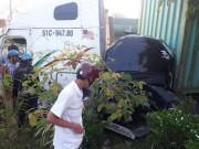 Nhân chứng vụ tai nạn 5 người chết: Tài xế container run lẩy bẩy sau tai họa