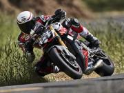Ducati tung nguyên mẫu Streetfolder V4 tại