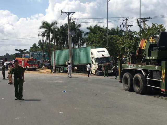 Tai nạn thảm khốc 5 người chết ở Tây Ninh: Tài xế khai nguyên nhân gây hoạ