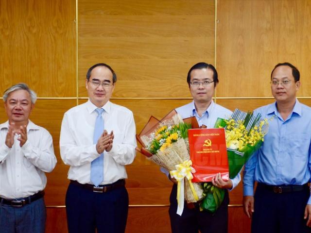 Phó Bí thư huyện Bình Chánh làm Phó ban Tuyên giáo Thành ủy TP.HCM
