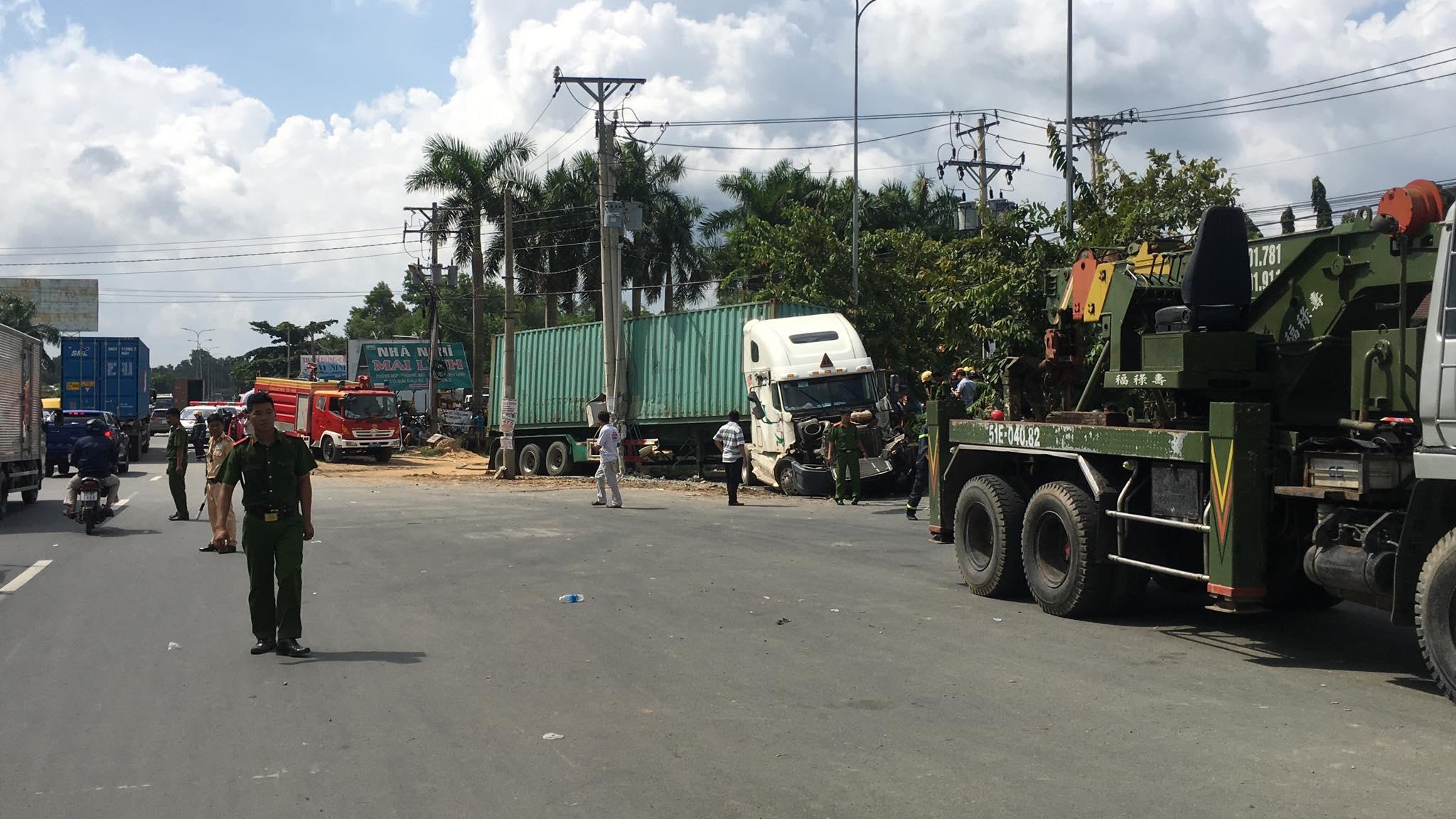 Tai nạn thảm khốc 5 người chết ở Tây Ninh: Tài xế khai nguyên nhân gây hoạ - 1