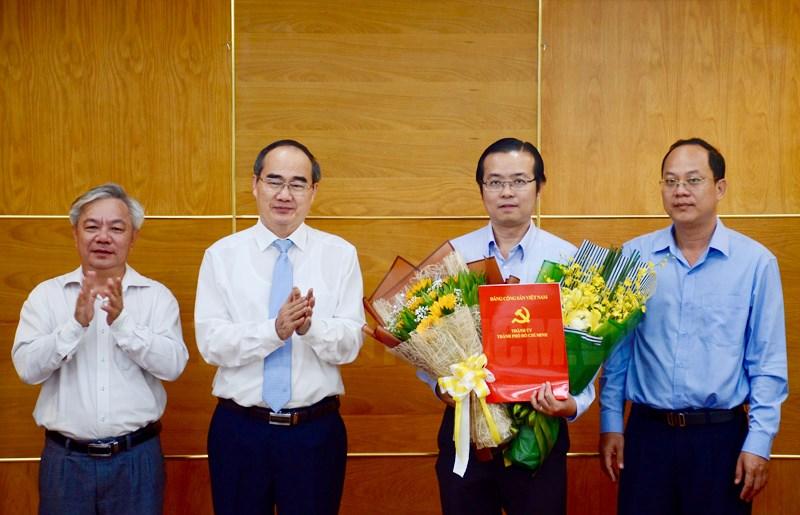 Phó Bí thư huyện Bình Chánh làm Phó ban Tuyên giáo Thành ủy TP.HCM - 1