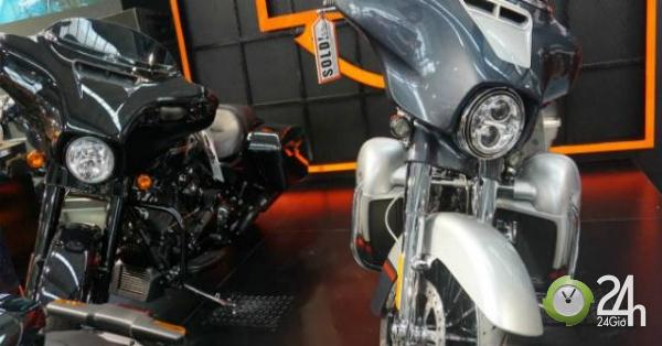 Ngắm siêu xe Harley-Davidson đắt nhất có giá 2 tỷ đồng tại Vietnam AutoExpo 2019