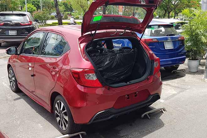 Cận cảnh Honda Brio vừa cập bến đại lý, chờ đợi giá bán chính thức - 12