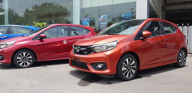 Cận cảnh Honda Brio vừa cập bến đại lý, chờ đợi giá bán chính thức - 7