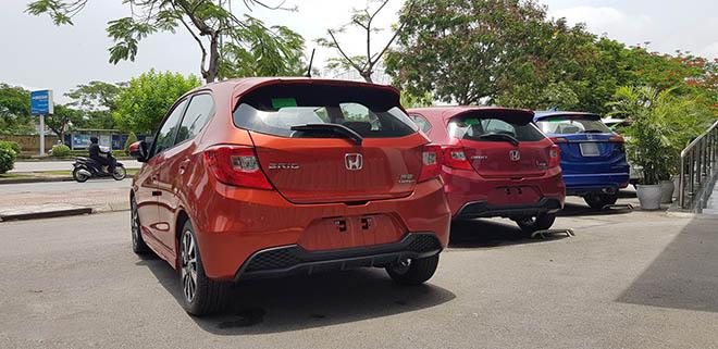 Cận cảnh Honda Brio vừa cập bến đại lý, chờ đợi giá bán chính thức - 5
