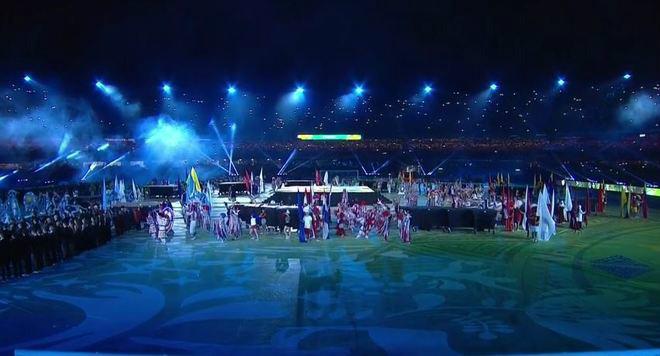 Khai mạc Copa America: Đại tiệc rực rỡ, fan Brazil chờ tin chiến thắng - 1