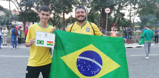 Khai mạc Copa America: Đại tiệc rực rỡ, fan Brazil chờ tin chiến thắng - 9