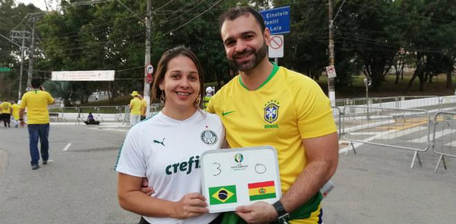 Khai mạc Copa America: Đại tiệc rực rỡ, fan Brazil chờ tin chiến thắng - 10