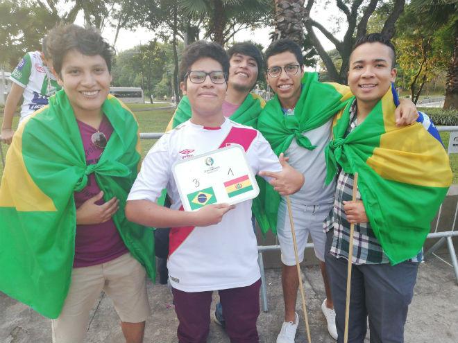 Khai mạc Copa America: Đại tiệc rực rỡ, fan Brazil chờ tin chiến thắng - 8