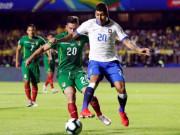 Chi tiết Brazil - Bolivia: Tuyệt tác chốt hạ (Copa America) (KT)