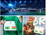 Khai mạc Copa America: Đại tiệc rực rỡ, fan Brazil chờ tin chiến thắng