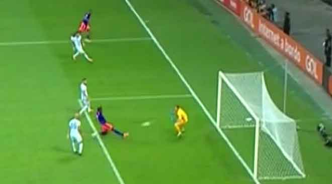 Argentina – Colombia: Hiệp 2 kinh hoàng, Messi tắt lịm (Copa America) - 2
