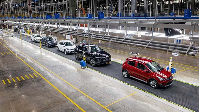 Vinfast và hành trình đưa tên tuổi thương hiệu Việt Nam lên bản đồ sản xuất ô tô thế giới - 2