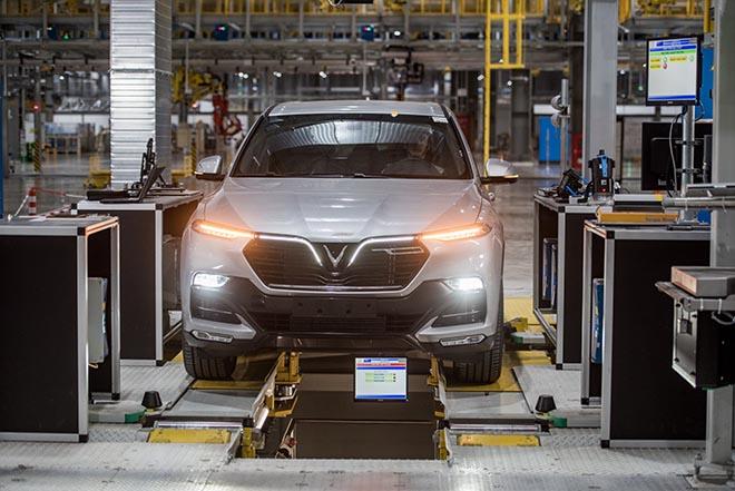 Vinfast và hành trình đưa tên tuổi thương hiệu Việt Nam lên bản đồ sản xuất ô tô thế giới - 7
