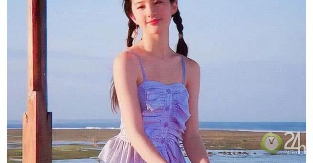 Loạt ảnh thời thiếu nữ của Lưu Diệc Phi xứng danh thần tiên tỷ tỷ