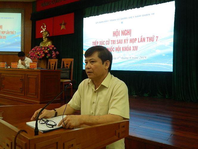 Viện trưởng KSND tối cao nói về vụ Nguyễn Hữu Linh