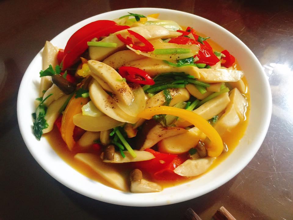Đổi bữa với 3 món từ nấm đùi gà, cực ngon cực tốn cơm - 2